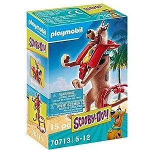 Playmobil Scooby-Doo Figura Colecionável 15Pcs Pçs- Sunny