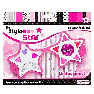 My Style Star - Maquiagem Infantil - MultiKids