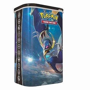 Lata Porta Cartas Pokémon Lunala - Copag