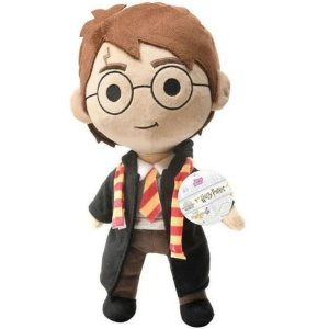 Boneco Harry Potter Pelúcia De 30cm - Baby Brink