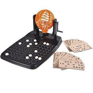 Jogo Bingo 48 Cartelas - Nig Brinquedos
