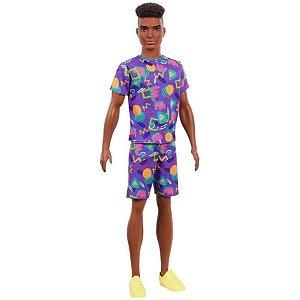 Boneco Ken Fashionista #162 - Mattel