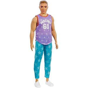Boneco Ken Fashionista #164 - Mattel