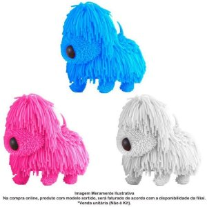 Adotados Dog Borrachinha Brinquedo Eletrônico - Fun