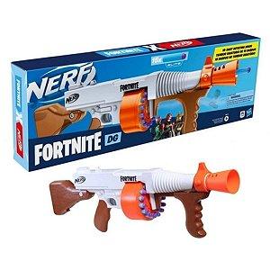 Lançador de Dardos Nerf Fortnite Dg Com Tambor Giratório - Hasbro