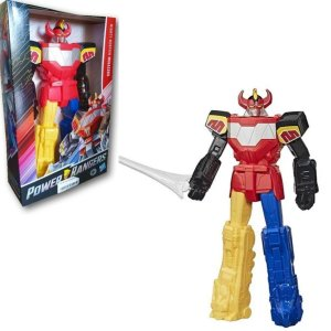 Boneco Figura Power Rangers Megazord Básico -  Hasbro