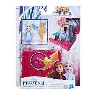 Mini Playset Frozen 2 Pop Adventures O Quarto Da Elsa-Hasbro