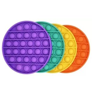 Fidget Toys Colorido Pop It