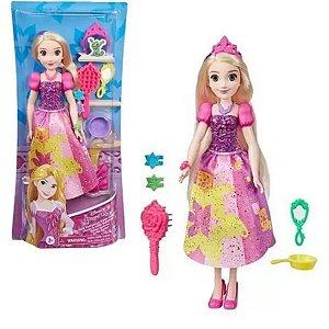 Boneca Princesas Disney Estilo Audaz - Hasbro