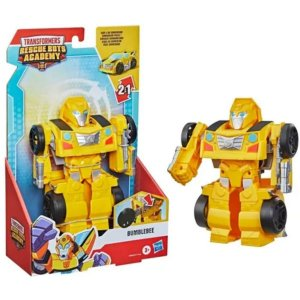 Boneco Transformers Rescue Bots Academy Bumblebee - Hasbro