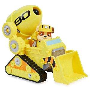 Brinquedo Patrulha Canina Veículos Especiais Rubble - Sunny