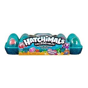 Hatchimals Colleggtibles Série 5 Pack Com 12 Ovinhos Surpres - Sunny