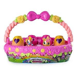 Brinquedo Hatchimals Collecteggtibles Serie 5 Cestinha - Sunny