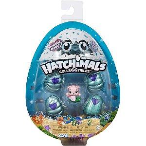 Mini Figura - Hatchimals Colleggtibles - Série 5 - Sunny