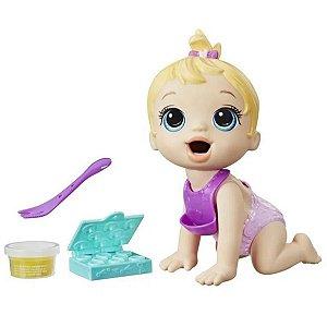 Boneca Baby Alive - Hora Da Papinha - Hasbro