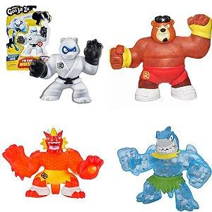 Fidget Toys Heroes Of Goo Jit Zu - Sunny Sortidos