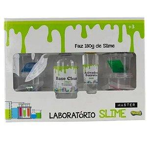 Brinquedo Ultra Laboratório De Slime Neon -Sunny