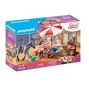 Playmobil - Miradero Stand De Doces - Sunny