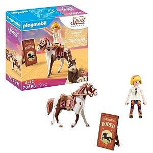 Playmobil Rodeio Abigail 9pçs 70698 - Sunny
