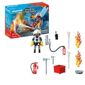 Playmobil Gift Set Bombeiros 70291 - Sunny