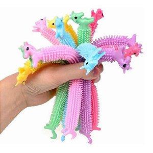 Fidget Toys Pulseira Unicórnio Flofys