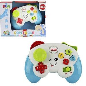 Controle Musical Jogo Atividades - BBR Toys