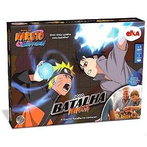 Jogo Batalha Ninja - Naruto Shippuden - Elka