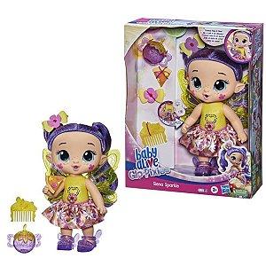 Boneca Baby Alive GloPixies - Siena Sparkle - Hasbro