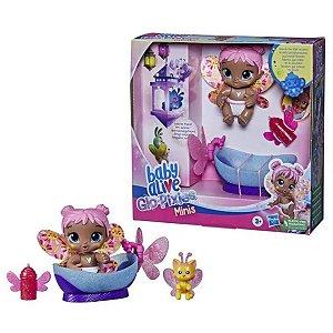 Boneca Baby Alive Glo Pixies Minis - Bubble Sunny - Hasbro
