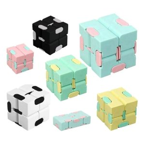 Fidget Toy Cubo Infinito Antistress