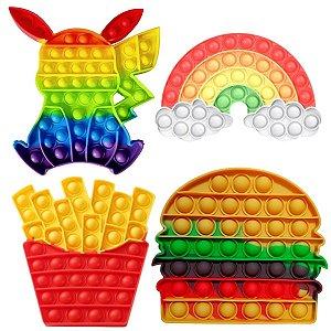 Fidget Toys Pop It Anti Stress