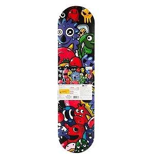 Skate Infantil Alien/4 Ever sortidos 80cm-etitoys