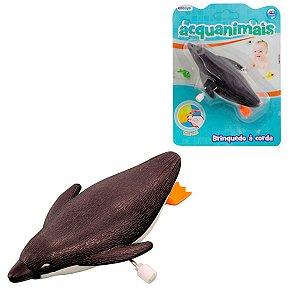 Brinquedo Banho Corda Pinguim - Etitoys