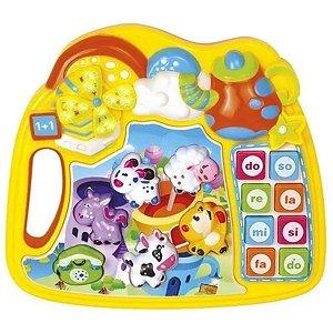 Brinquedo Educativo Paradise Com Som - Dm Toys