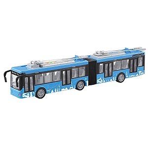 Carro Fricção Big Ônibus-Dm Toys