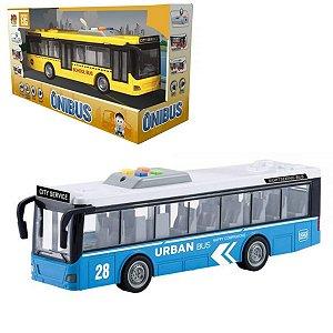 Ônibus Urban Bus - Dm Toys
