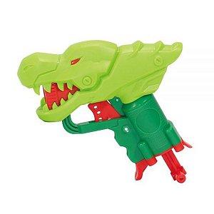 Lançador Super Shot Dino X - Dm Toys
