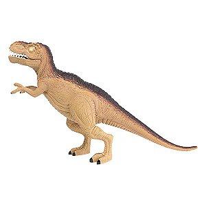 Dinassauro Tiranossauro Com Luz e Som - Dm Toys