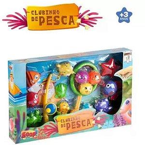 Clubinho de Pesca 15 Pçs - Zoop Toys