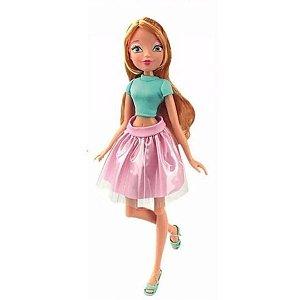 Boneca Winx Club - My Fairy - Flora
