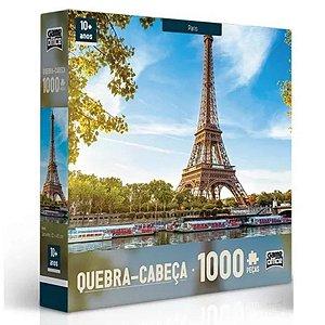 Quebra Cabeça Puzzle 1000 Peças Paris - Toyster