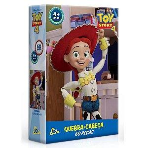 Quebra-cabeça 60Pçs - Toy Story 4 Jessie - Toyster