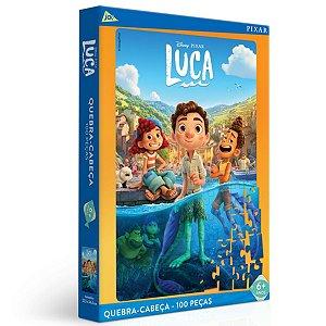 Quebra Cabeça 100Pçs - Luca - Toyster