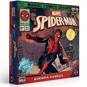 Quebra-Cabeça 500 Pçs - Spider Man - Toyster