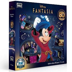 Quebra-cabeça 500 Pçs - Disney Fantasia 80 anos - Toyster