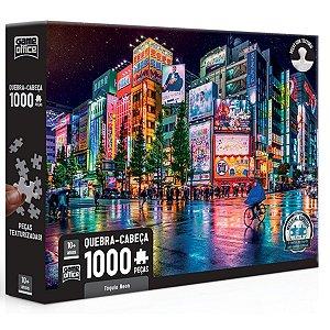 Quebra Cabeça 1000 Pçs - Tóquio Neon - Toyster