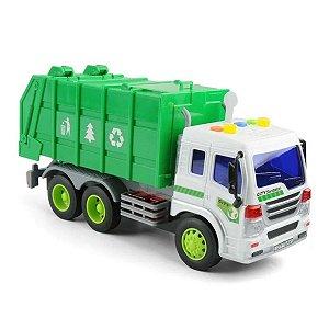 Caminhão Veículo Reciclagem - Mega City - BBR