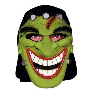 Máscara Com Capuz Spook Latex Show Frank Sarcastico
