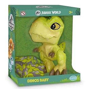 Dinossauro T-Rex Jurrassic World Dino Baby - Pupee