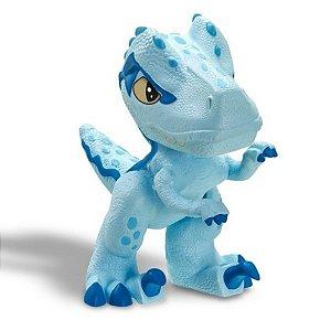 Dinossauro Velociraptor Blue Jurrassic World Dino Baby - Pupee